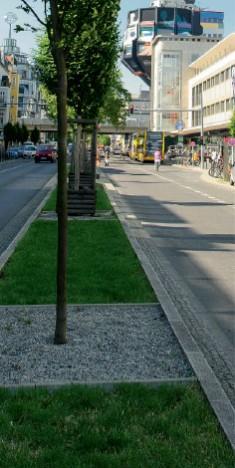 GaLaBau Berlin: Straßen, Plätze