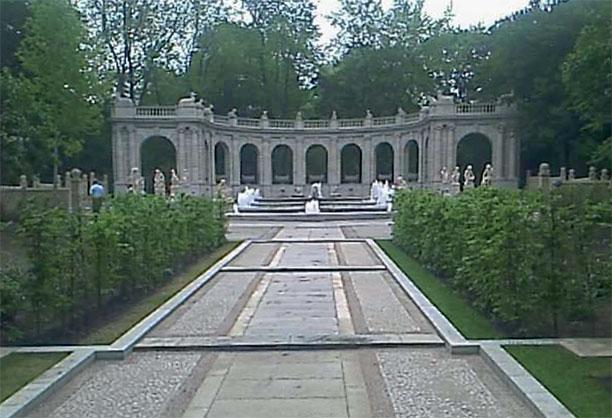 Wege Terrassen Und Mauern Horst Kruse Sohn Garten